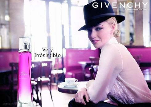 Amanda Seyfried Very Irresistible Givenchy